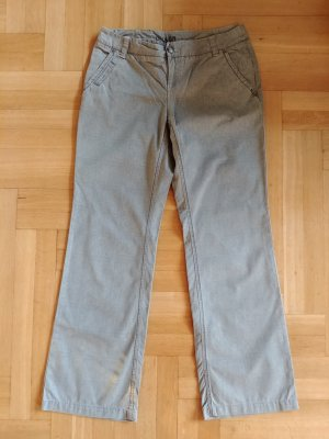 de.corp by Esprit Jersey Pants light grey