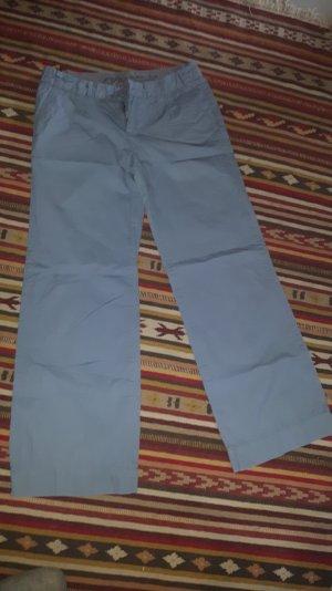 Stoffhose hellblau von Esprit