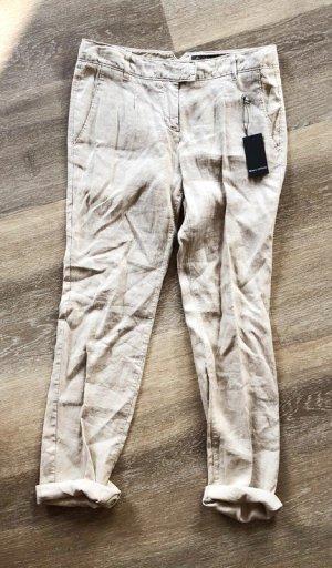 Marc O'Polo Pantalone di lino multicolore Lino