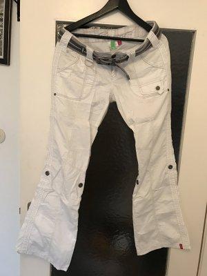 Stoffhose in Esprit in Weiß 38