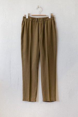 Stoffhose khaki/braun