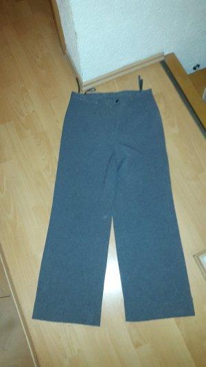 Pantalon pattes d'éléphant gris