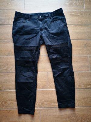 b.p.c. Bonprix Collection Pantalon en jersey noir