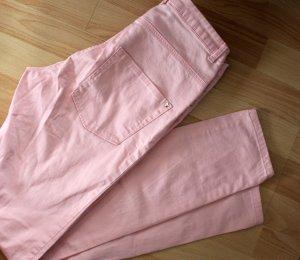 Stoffhose, rosa