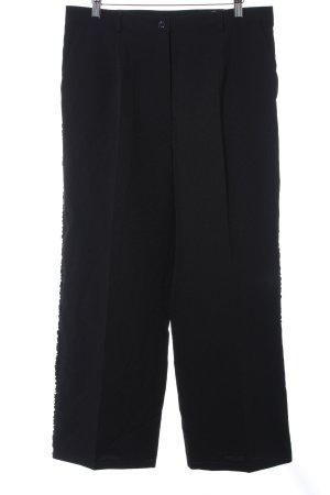 Jersey Pants black business style