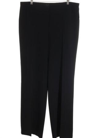 Pantalon en jersey noir style décontracté