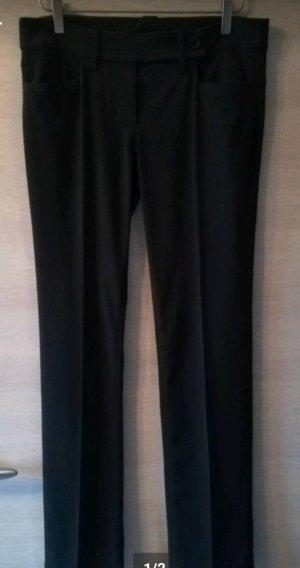 Stoffhose schwarz... Einmal getragen