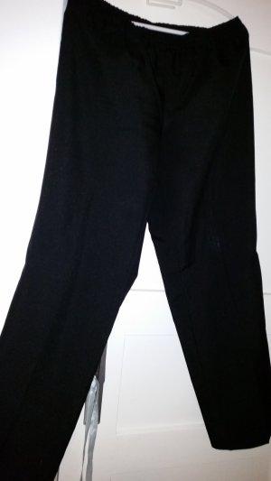 Stoffhose schwarz