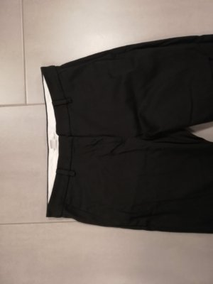 Stoffhose, schwarz, Größe 38
