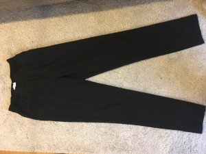 Second Female High Waist Trousers black