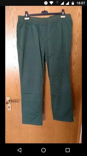 b.p.c. Bonprix Collection Pantalon en jersey kaki