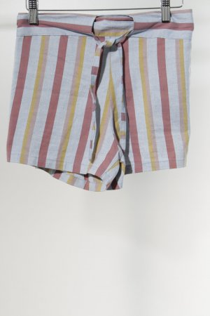 Jersey Pants striped pattern casual look