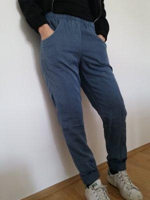 Vero Moda Pantalone chino petrolio