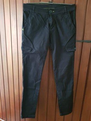 Adidas NEO Pantalon en jersey gris anthracite