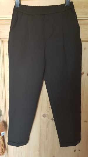 Benetton Pantalon 7/8 noir