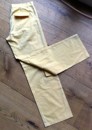 Best Connections Jersey Pants dark yellow
