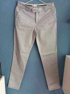 Esprit Pantalon chinos bleu pâle