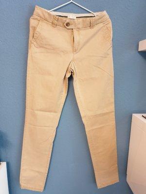 Esprit Pantalon chinos beige