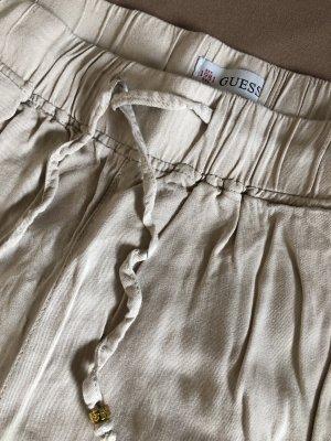 Guess Pantalone jersey beige chiaro