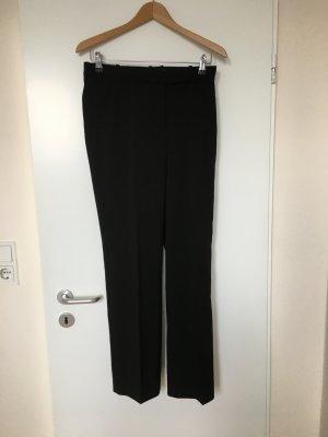 H&M Pantalon à pinces noir
