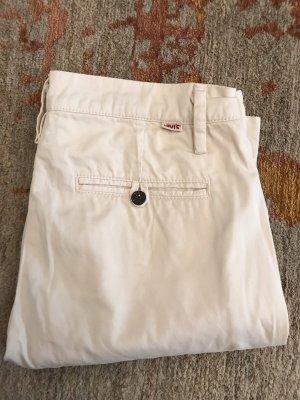 Levi's Pantalon chinos crème