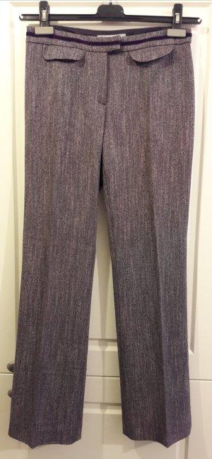 More & More Pantalon gris violet