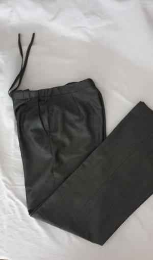 Stefanel Pantalone Marlene antracite-grigio scuro Viscosa