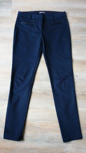 Stoffhose von Tommy Hilfiger, blau, Gr. 38