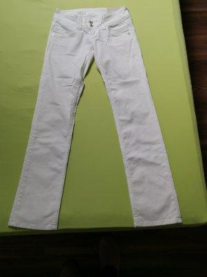 the best attitude 68d63 3de74 Stoffhose weiß Pepe Jeans