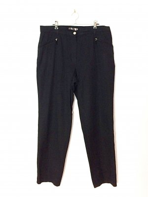 Apanage Jersey Pants black cotton
