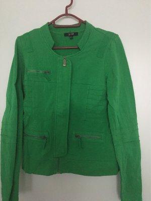Shirtjack groen