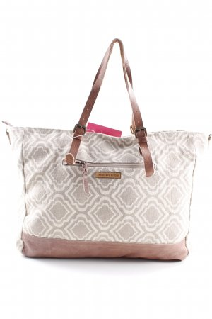 Canvas Bag ethnic pattern Leather items