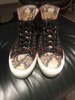 Stokton Sneaker mit goldenen Nieten - Größe 40