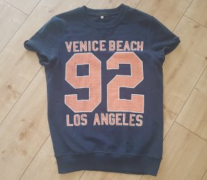 Stolen Souls Venice Beach Los Angeles Football Sweat Hoodie S 36