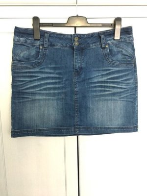 Stone washed Jeans-Rock Gr. 46