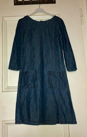 Stone washed Jeans Style Kleid xxs!