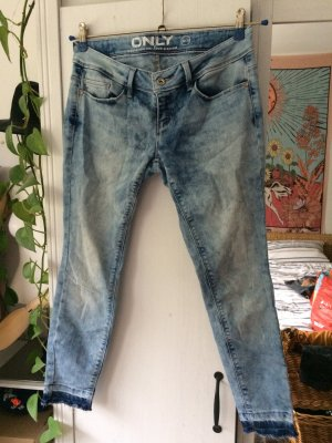 Only 3/4 Length Jeans multicolored
