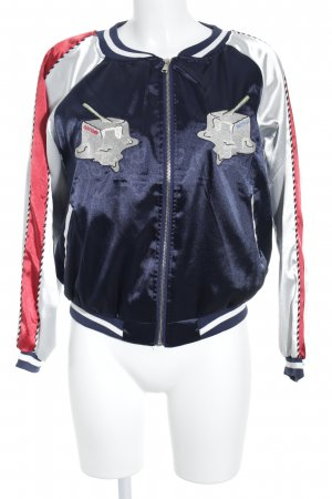 Storets Bomber Jacket multicolored street-fashion look