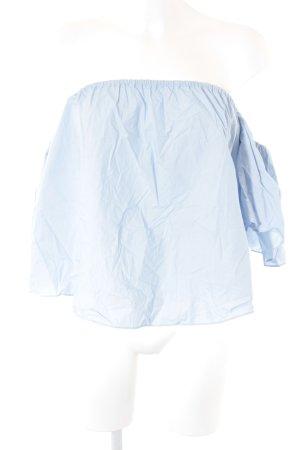 Storets Carmen-Bluse himmelblau Casual-Look