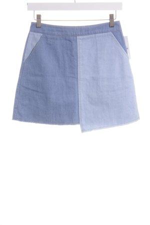 Storets Jeansrock himmelblau-blau Casual-Look