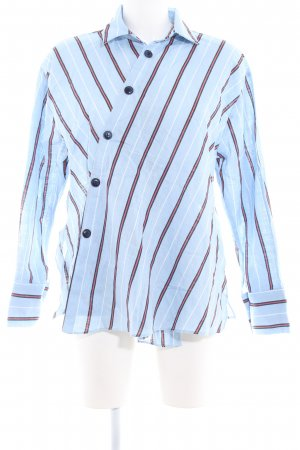 Storets Oversized Bluse Streifenmuster Casual-Look
