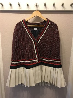 Storets Poncho / Cape Tweed Look