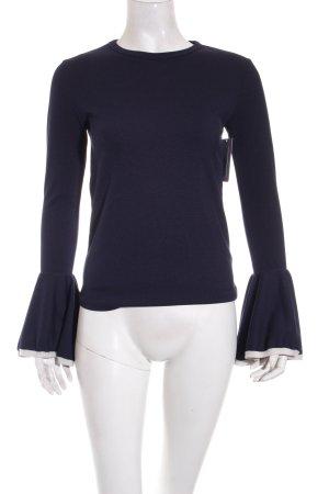 Storets Rippshirt blau Street-Fashion-Look