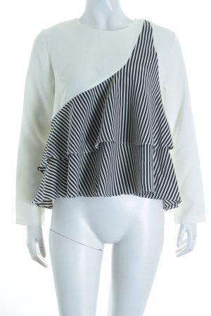 Storets Shirt Streifenmuster Lagen-Look