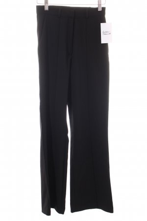 "Storets Stoffhose ""Holly Cutout Flared Pants"" schwarz"