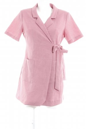 Storets Wraparound Blouse pink classic style