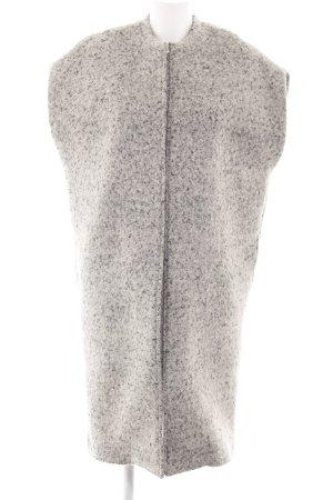 Storm & Marie Wool Jacket light grey flecked casual look