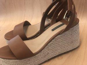 Stradivarius Outdoor sandalen bruin-beige