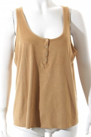 Stradivarius A-Linien Top camel Casual-Look