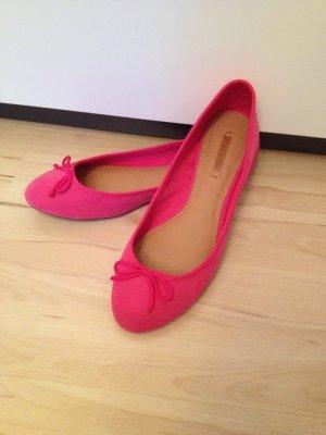 Stradivarius Ballerinas pink